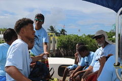 IMG_1711 (Florida Sea Grant) Tags: coral kids youth professor sponge scientists mahoganyyouth