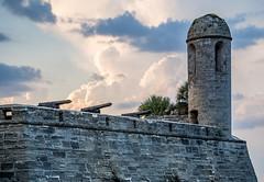 Saint Augustine July 4, 2016 (hetrickwesley) Tags: travel de us san unitedstates florida fort olympus spanish pro 4thofjuly independenceday nationalparks marcos f28 staugustine castillo saintaugustine em10 1240