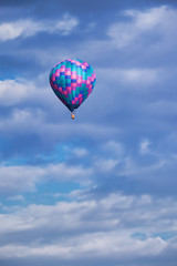 hot air balloon and clouds 17Jul16 (johngpt) Tags: clouds hotairballoons fujinonxf55200mmf3548rlmois fujifilmxt1