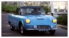 Deutsch-Bonnet Le Mans GT / 1960 (Ruud Onos) Tags: deutschbonnet le mans gt 1960 deutschbonnetlemansgt1960 deutschbonnetlemansgt dh9896 nationale oldtimerdag lelystad nationaleoldtimerdaglelystad ruudonos oldtimerdaglelystad havhistorischeautomobielverenigingnederland