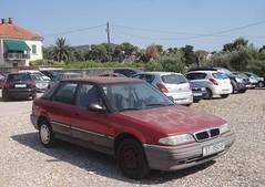 Rover 218 SLD 1993/96 (Fuego 81) Tags: rover 218 sld 200 r8 trogir croatia st994he