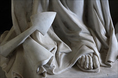 The foot and anchor, St Mary's Church, Crrome (alanhitchcock49) Tags: church of st mary magdalene croome court worcestershire national trust visit by redditch u3a digital photography group june 2016 28 details