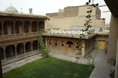 Look inside Turquoise Mountain (annikaAn) Tags: afghanistan architecture traditional woodwork