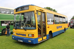 455 M455LLJ Yellow Buses Bournemouth (EHBusman1958) Tags: bournemouth 455 yellowbuses m455llj
