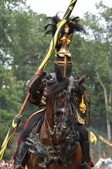 (dinapunk) Tags: tournament knights cz joust praguecastle