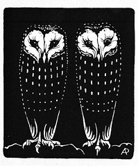 Ons eigen Tijdschrift 1929,  Anton Pieck verhaal ill e (janwillemsen) Tags: 1929 antonpieck magazineillustration