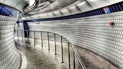 Leicester Square Tube Station (Andrea Kennard) Tags: