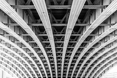 Steel (t-a-i) Tags: uk bridge abstract london 35mm sony voigtlander structure voigtlnder 35mmf14 blackfriarbridge voigtlander35mmf14 voigtlnder35mmf14 voigtlandernoktonclassicsc35mmf14 sonya7rii a7rii a7rmkii a7r2 sonyilce7rm2 sony7rii ilce7rm2 7rii voigtlandernoktonclassicsc35mmf14