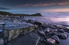 The Workshop (scott.hammond34) Tags: sunset sea sky seascape coast rocks waves photographer workshop kimmeridge jurrasiccoast