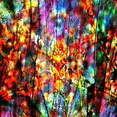 Midsummer Night's Dream  Silva Wischeropp aka Silva Capitana (SILVA CAPITANA) Tags: summer summernight dream summmernightdream colors colorful abstract digitalcomposing red blue green white yellow orange purple pink violet lila black structures lines fantasy surreal surreallandscape surrealism popsurrealism layers decoration happiness joy colorfulfantasy abstraction digitalpainting wood woodenstructures light shadow colorexplosion dreamland facettes nature landscape abstractnature branches twigs summerlove love lovelyabstraction homystyle homedecoration wallart fineart abstractart abstractpainting