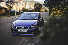 _MG_9326 (Sammjoey Photography) Tags: volvo low air ride bagged 3sdm wheels mono cast stance tuck fitment speed hunters form cannon 5dmk2 5d