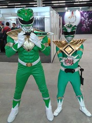 Cosplay Green Ranger (Joo Vitor Kayron) Tags: joo vitor kayron cosplay cosplayer power rangers mighty morphin green verde infancia serie desenho amor