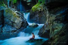 Libog Falls in Igbaras (Bert Esposado) Tags: travel tourism nature photography asia paradise philippines falls clean adventure waterfalls iloilo igbaras