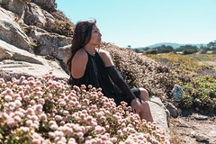 R3D03136 (r3ddlight) Tags: asian asianwoman a6300 portrait outside monterey 17miledrive hmong hmonggirl