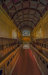 St Nicholas' chapel (y.mihov, Big Thanks for more than a million views) Tags: travel castle church st sightseeing royal chapel nicholas isleofwight trespass carisbrooke sonyalpha