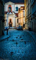 Street-2 (wengeshi) Tags: prague summer czech republic street morning old travel tourist
