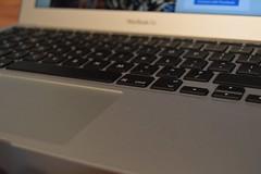 toy; (sean_o_connire) Tags: macbook air apple mac computer laptop gradget tech keyboard toy