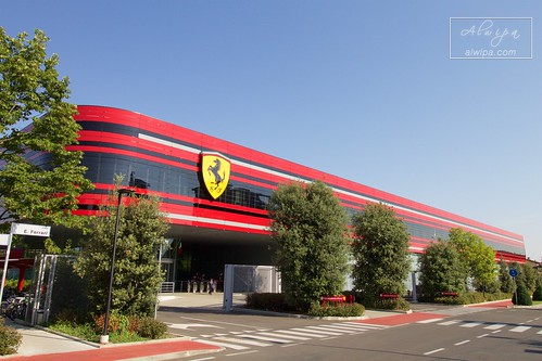 "Maranello - Ferrari • <a style=""font-size:0.8em;"" href=""http://www.flickr.com/photos/104879414@N07/28558481221/"" target=""_blank"">View on Flickr</a>"