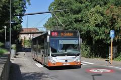 9808 28 (brossel 8260) Tags: belgique bruxelles bus stib mercedes citaro