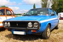 Renault 17 TS de 1973 (alex73s https://www.facebook.com/CaptureOfAlex?pnr) Tags: auto automobile ancienne automotive car coche classic canon voiture vehicule transport rassemblement retro renault european europeenne french francaise r17 17 old oldcar macchina meeting ts bleu blue