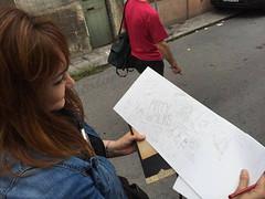 Arty walks 16_Alejandra_ dibujatolrato 2