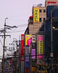SEOUL GANGNAM (patrick555666751) Tags: seoulgangnam seoul gangnam sign enseignes asie asia east south korea coree du sud