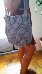 Summer Tote 1 (pvick) Tags: crochet handmade tote acrylic ravelry public