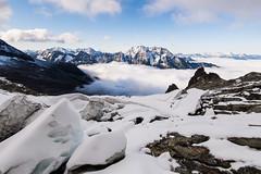 Forbidden Glacier (Mark Schroeder!) Tags: glacier forbiddenpeak johannesburgmountain alpine climbing glacial northcascades markschroeder washington pnw