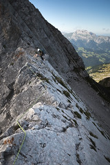 "Arte  Marion (Isat"") Tags: climbing alpinisme montagne mountain moutains alps alpes aravis arte escalade"