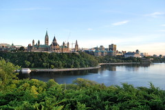 Canadian Parliament (Marcanadian) Tags: canadian parliament hill government peace tower nepean point lookout view river ottawa canada ontario capital 2016 building architecture