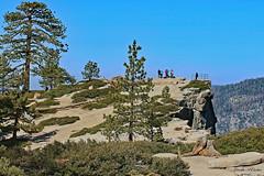 Taft point   Yosemite (Wonder Woman !) Tags: hike taftpoint yosemitenationalpark california usa sierranevadamountains
