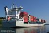VERA RAMBOW (9432220) (011-21.08.2015) (HWDKI) Tags: verarambow imo 9432220 schiff ship vessel hanswilhelmdelfs delfs kiel nordostseekanal kielcanal nok landwehr containership containerschiff mmsi 218627000 sietas