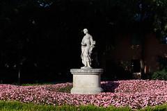 Estatua a la diosa Hera-Madrid (Pedro Luis Rodriguez) Tags: estatua diosa hera madrid