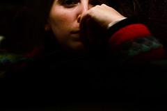 autoretrato (ceci prandini) Tags: autoretrato semilla canon portrait retrato light shadows sombras face red dark