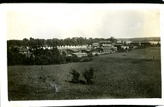 HC00018 (Community Archives of Belleville & Hastings County) Tags: trainingcamp military worldwari buildings 1910s