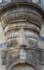 Maison Pillaud de la rue du Temple  La Rochelle (photoposie) Tags: larochelle ruedutemple