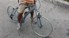 20150602_090756 (rolyrol1982) Tags: rim bare no tire funny outrageous against all odds rare unforeseen miami florida unbelievable rims bicycle cycle cycling life brake brakes poor minimum wage hard difficult streets