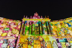 Humboldt Universitt (DOKTOR WAUMIAU) Tags: d7200 ishootraw nikon berlin festivaloflights lightroom night nightphotography tokina1116 ultrawide vscofilm wideangle longexposure