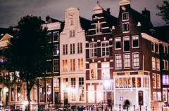 Amsterdam by Night (Amsterdamming) Tags: amsterdam autumn cold night keizersgracht city street urban architecture netherlands