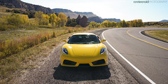 RR430_11Oct2015_06 (ronnierenaldi.com) Tags: rr430 ferrari f430 ronnierenaldi modified modded car cars exotic exotics auto automotive photography photoshoot yellow supercar prancing horse scud 430 giallo modena adv1 wheels adv1wheels ferrari430 ferrarif430 yellowferrari denverferrari scuderia ferrariscuderia exoticcar