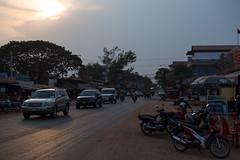 Siem Reap sunset (abbobbotho) Tags: cambodia siemreap krongsiemreap siemreapprovince kh