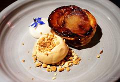 20161014-44-Pear tart tatain with brown butter icecream at Hearth in Hobart (Roger T Wong) Tags: 2016 australia hobart iv metabones rogertwong sigma50macro sigma50mmf28exdgmacro smartadapter sonya7ii sonyalpha7ii sonyilce7m2 tasmania brownbutter dinner food hearth pear tarttatain
