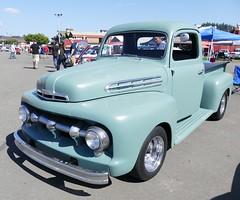 1951 Ford F-1 (bballchico) Tags: 1951 ford f1 pickuptruck trevorosbon atrueshithauler goodguys goodguyspacificnwnationals carshow 50s