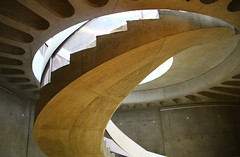 spirale (franck.robinet) Tags: stair staircase stairway step spiral spirale escaliers colimacon art artistic architecture lyon france underground
