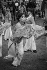 walk together adelaide - oct 2016 - 220276 (liam.jon_d) Tags: aussiessaywelcome realaustralianssaywelcome walktogetherwelcometoaustraliayourewelcomehere 2016 mono adelaide arty australia australian bw billdoyle blackandwhite celebration chinese chinesedancer community communityevent dance dancer event fan fandance fandancing monochrome multicultural parade peopleimset portrait portraitimset protest rally rallyingimset sa saywelcome southaustralia southaustralian traditional traditionalchinesedancer walktogether walktogether2016 welcome welcometoaustralia