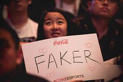 Fans (lolesports) Tags: worlds leagueoflegends worldchampionship worlds2016 knockoutstage semifinals lolesports lol fans esports fansign newyorkcity newyork usa