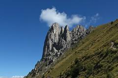 Pierre Avoi (bulbocode909) Tags: valais suisse pierreavoi saxon montagnes nature nuages paysages bleu vert arbres