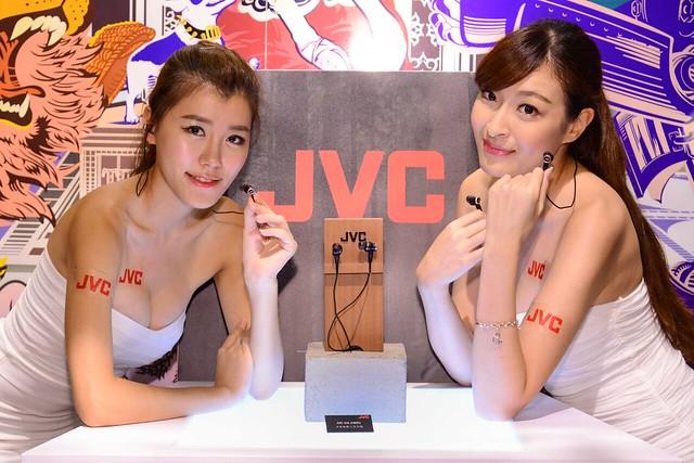 JVC第四代FW系列木質振膜入耳耳機新品發表