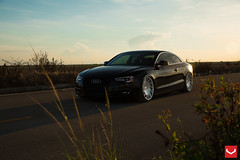 Audi A5 on VLE1 Limited Edition Wheels (VossenWheels) Tags: face inch wheels deep full 20 audi a5 concave s5 vossen vle1