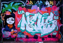 graffiti amsterdam (wojofoto) Tags: streetart amsterdam graffiti spuistraat shirl neks wolfgangjosten wojofoto